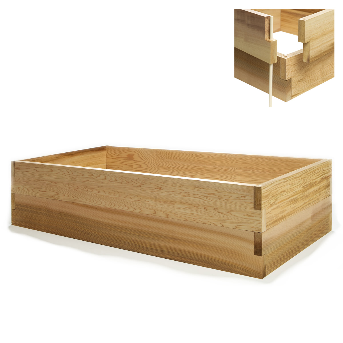 Raised Bed Planters And Vegetable Boxes By All Things Cedar