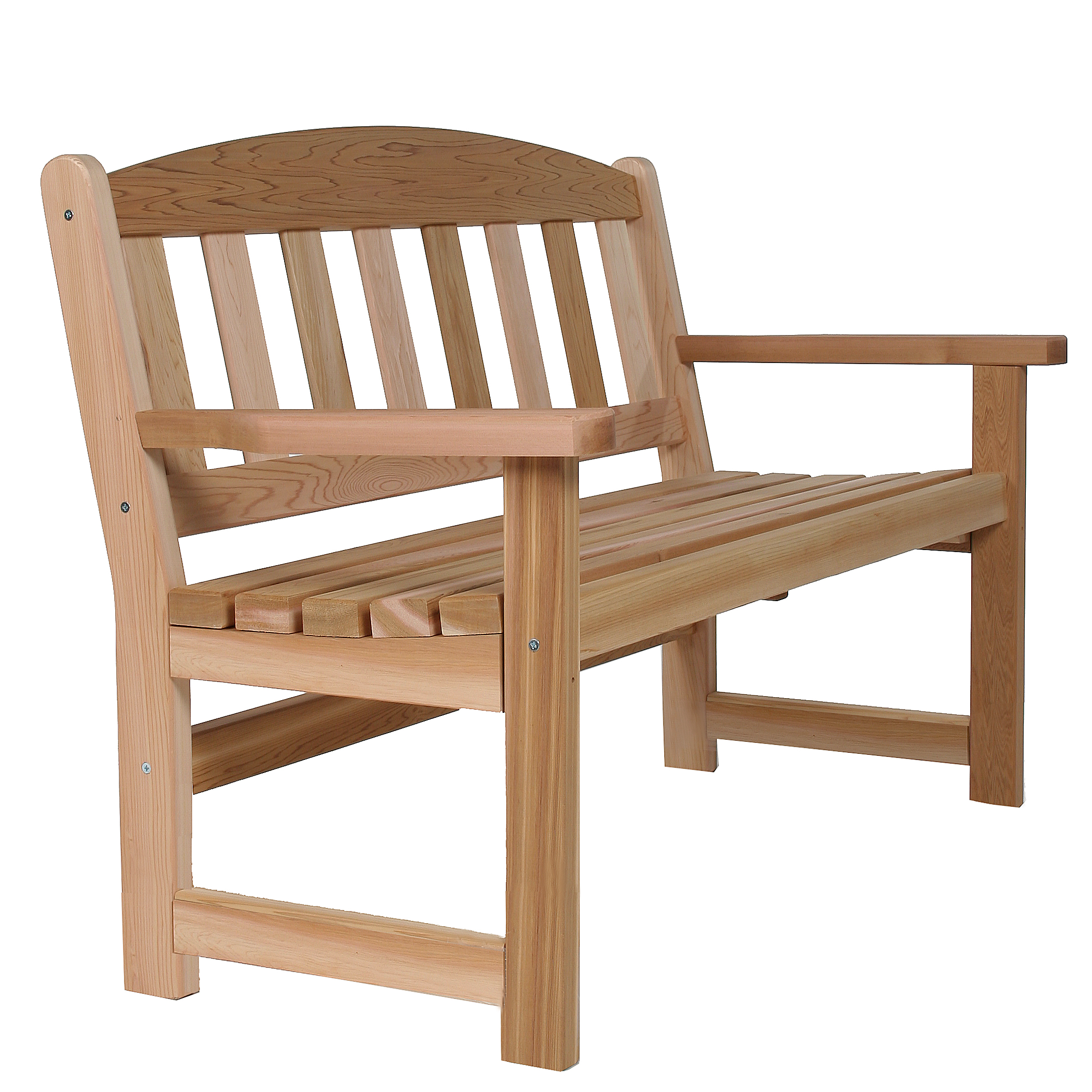 Garden Bench Park Bench And Wooden Benches By All Things Cedar